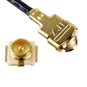 Connecteurs coaxiaux IPX U.FL RF, 10 pièces, prise femelle pour soudure SMD SMT PCB