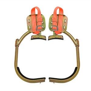 200-600 бесшовная электрическая безопасная Пряжка для ног, национальный стандарт, железная обувь из углеродистой стали, противоскользящая изн...