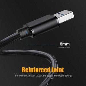 Image 4 - Essager USB na przedłużacz USB typ A z męskiego na męskie przedłużacz USB 3.0 do radiatora dysk twardy Webcom USB3.0 przedłużacz