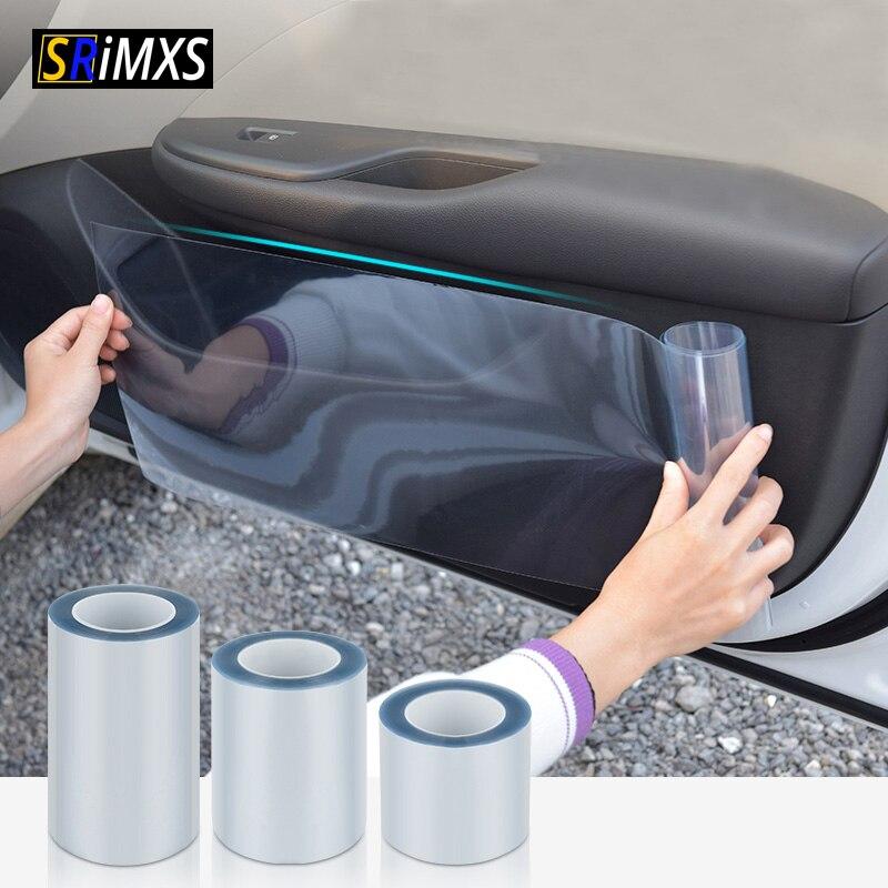 Film de Protection anti-rayures pour voiture, Film de Protection de la peau, autocollant imperméable pour voiture, autocollant de Protection anti-rayures pour peau de rhinocéros
