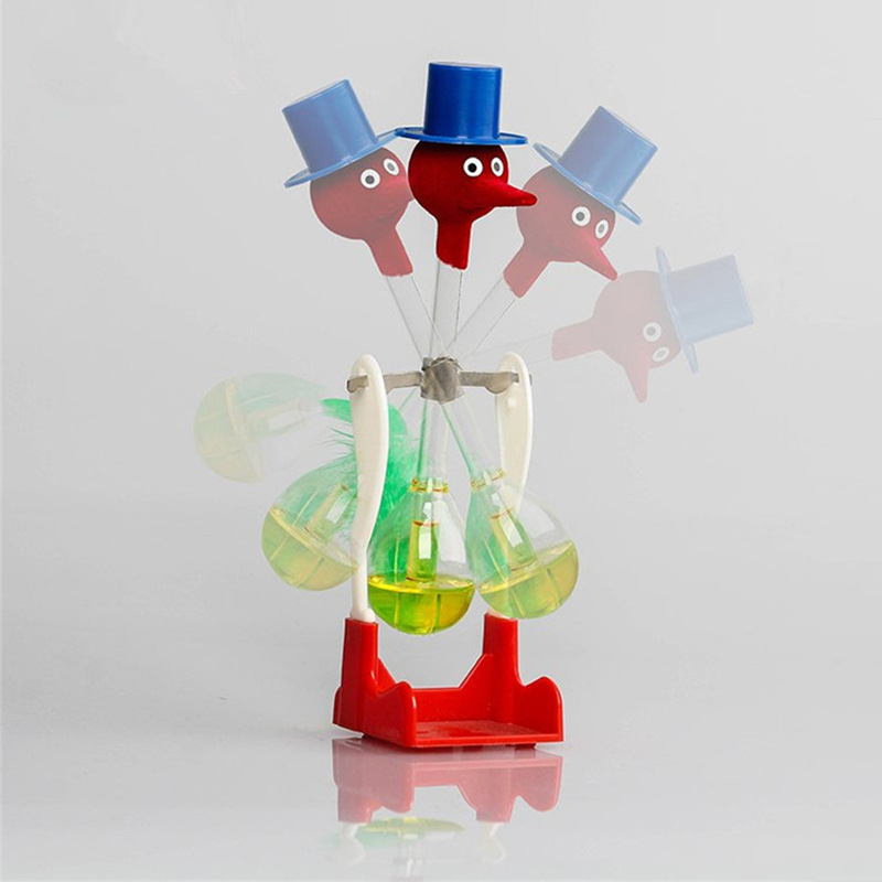 Drinking Bird Perpetual Toy Automatic Drinking Water China Science Publishing & Media Ltd.(cspm) Real Drinking Bird Drink Water фото