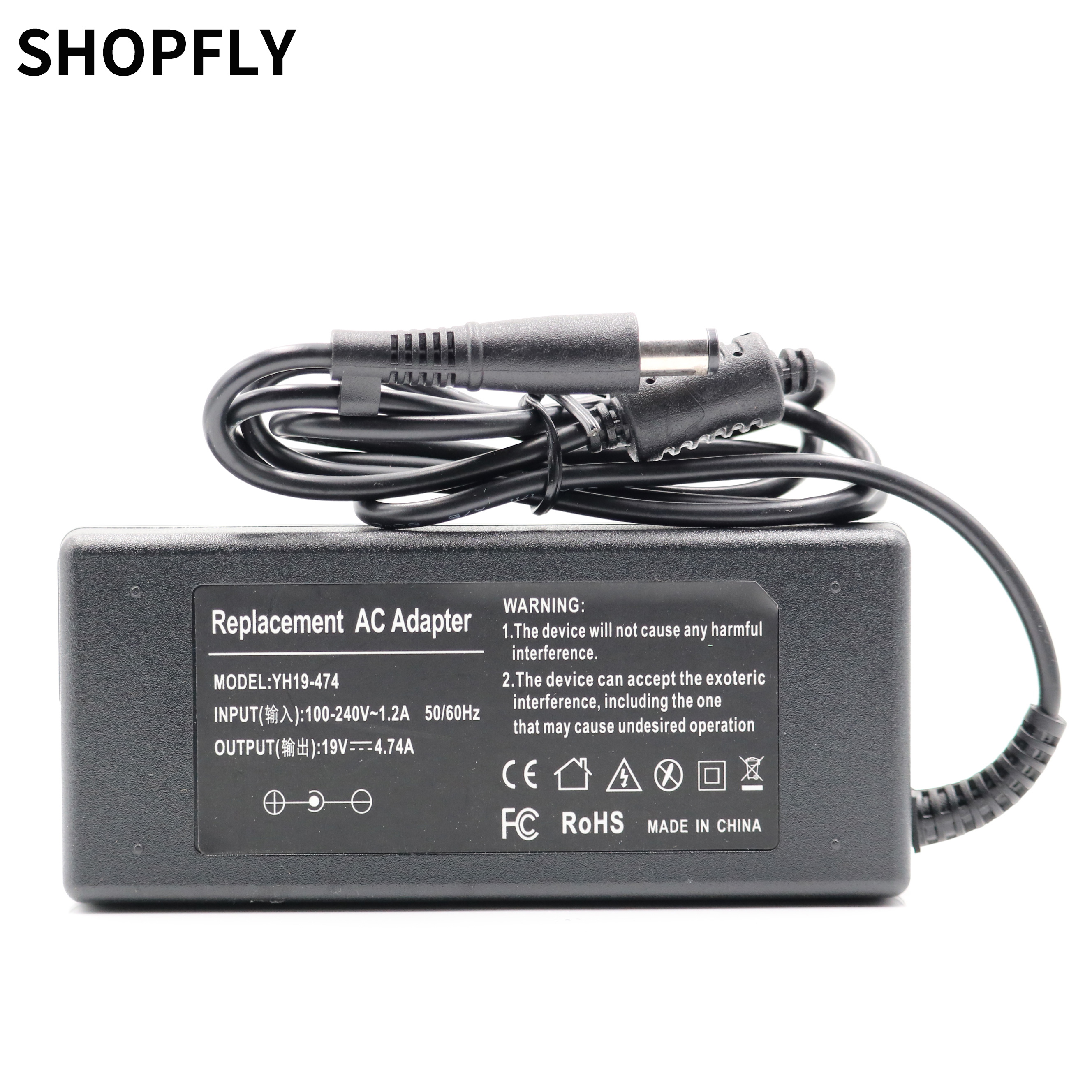19V 4.74A 90w Laptop AC DC Power Supply Adapter Charger For HP Probook 4440s 4535s 4530S 4540S 4545s 6470b 6475b 6570b