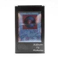 Zishan T1 AK4490 DSD 2.2 inch MP3 Player Professional Lossless HiFi Protable MP3 Music Player Hard Solution Balanced Amplifier HiFi Players     -