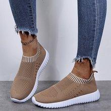 Women Sneakers Woman Running Shoes Female Vulcanized Women's Casual Flats Women Walking Shoes Ladies Summer Plus Size