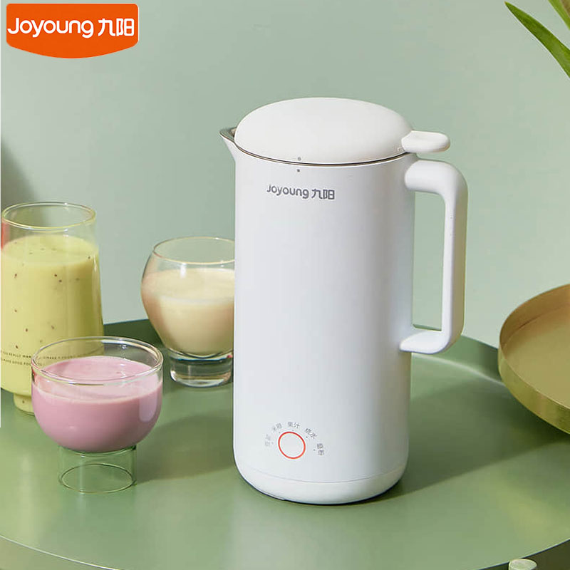 Joyoung Soymilk Machine DJ03E-A1 300ML Capacity Desktop Food Blender Mini Household Food Mixer Multifunctions Electric Kettle