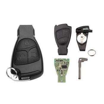 3 Bottoni Remoto Intelligente Chiave Dell'automobile Per Mercedes Benz C E S B Classe CLS CLK SLK ML CL 433.9MHz Auto Keyless Entry Key Con Il 7941 di Chip-in Chiave per auto da Automobili e motocicli su AvantDigital Store