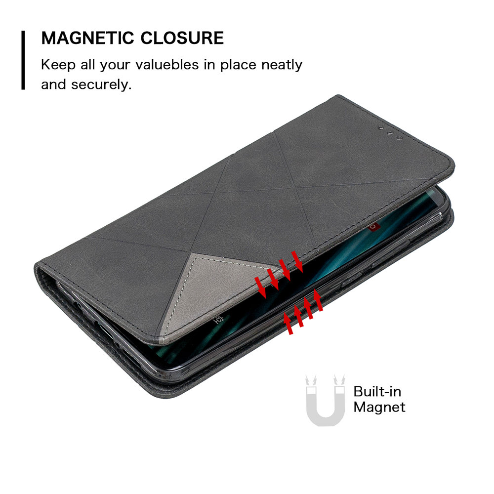 Image 4 - Luxury PU leather Wallet Case on the for Xiaomi Redmi Note 8 7 7A Y3 S3 K20 Pro Flip Book Cover mi 9t pro Stand Phone Case Coque