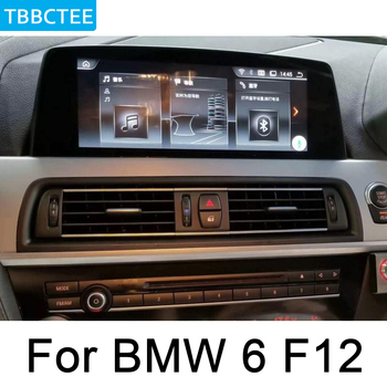 For BMW 6 Series F12 2010~2012 CIC Android Car GPS DVD Multimedia Player Original Style Touch Screen Google wifi System