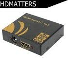 4K HDMI Splitter 1X2...