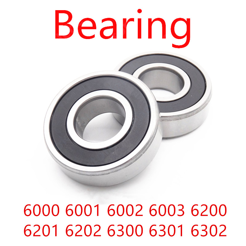 Bearing 6000 6001 6002 6003 6200 6201 6202 6300 6301 6302 2RS Replace For BOSCH DEWALT HITACHI MAKITA METABO HILTI Milwaukee