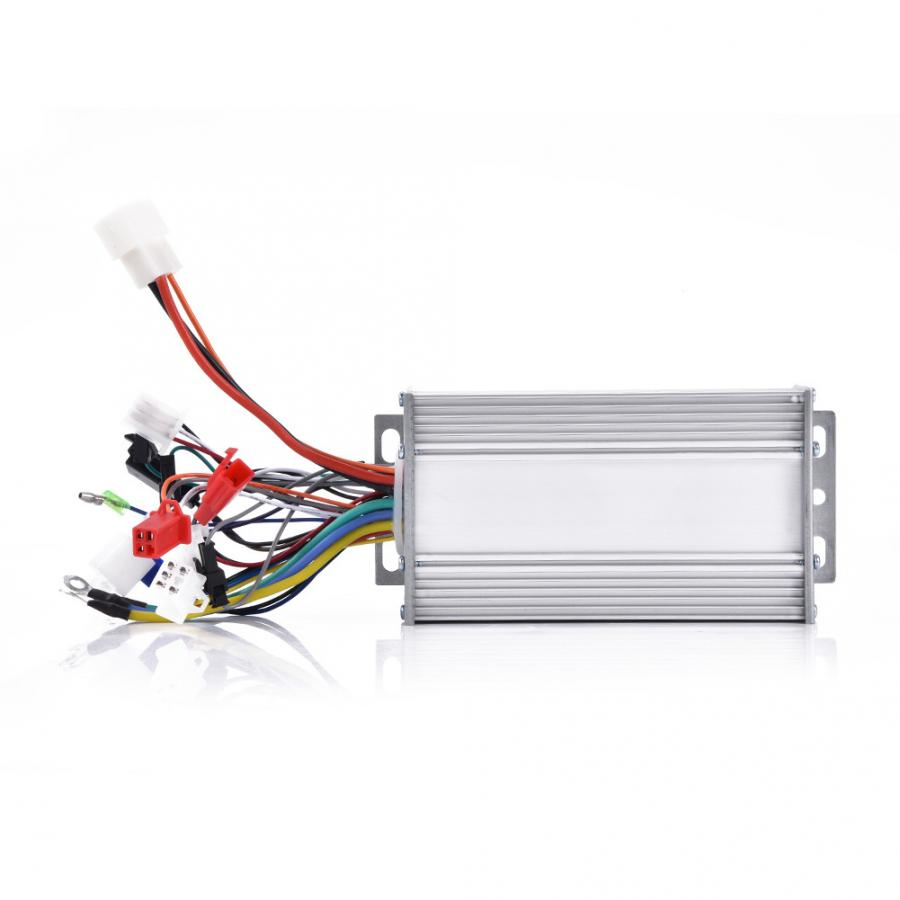 48v 500w Electric Bike Controller Brushless Motor Full Aluminium alloy Shell Controller For Electric Bike Scooter e-bike parts
