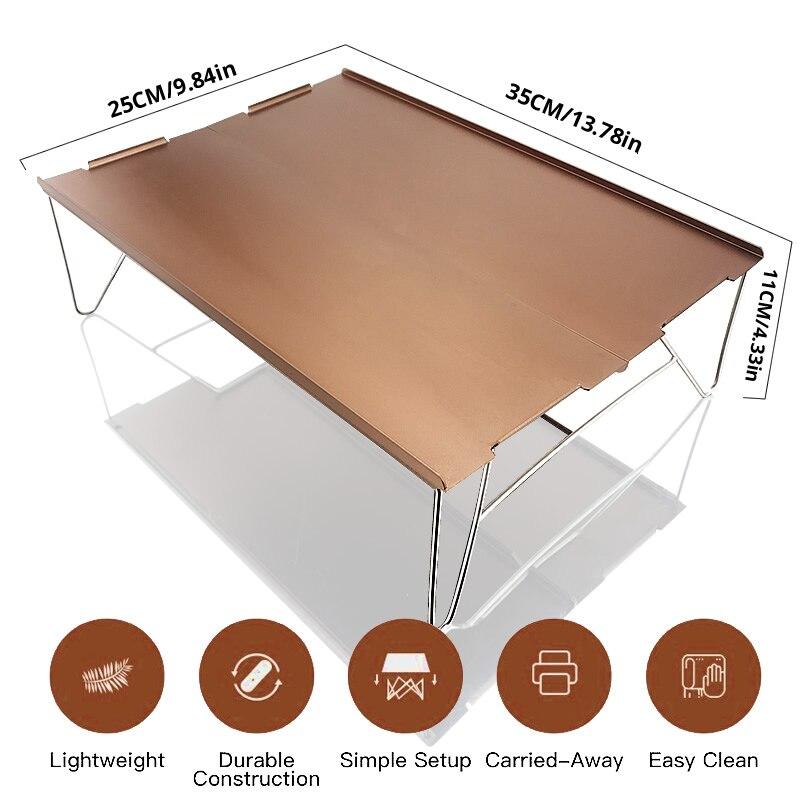 Portable Outdoor Table