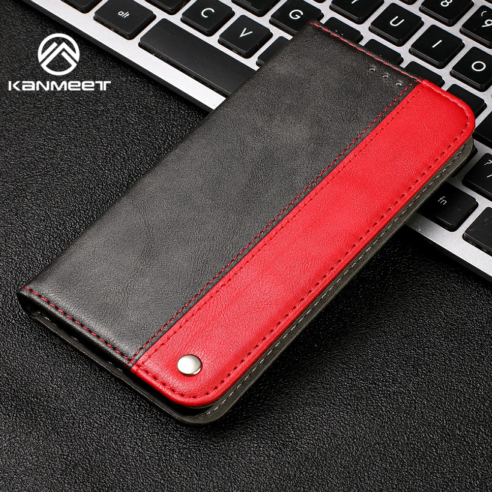 Luxury Leather Flip Case For Samsung Galaxy A10 A20 A30 A40 A50 A70 M10 M20 M30 Card Holder Phone Wallet Silicone Soft Cover