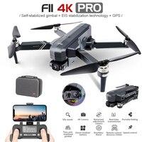 SJRC F11 4K Pro 5G WIFI 1.2KM FPV GPS Con 4K HD Della Macchina Fotografica 2-Asse giunto cardanico Brushless Pieghevole RC Drone Quadcopter RTF VS SG906 PRO 2