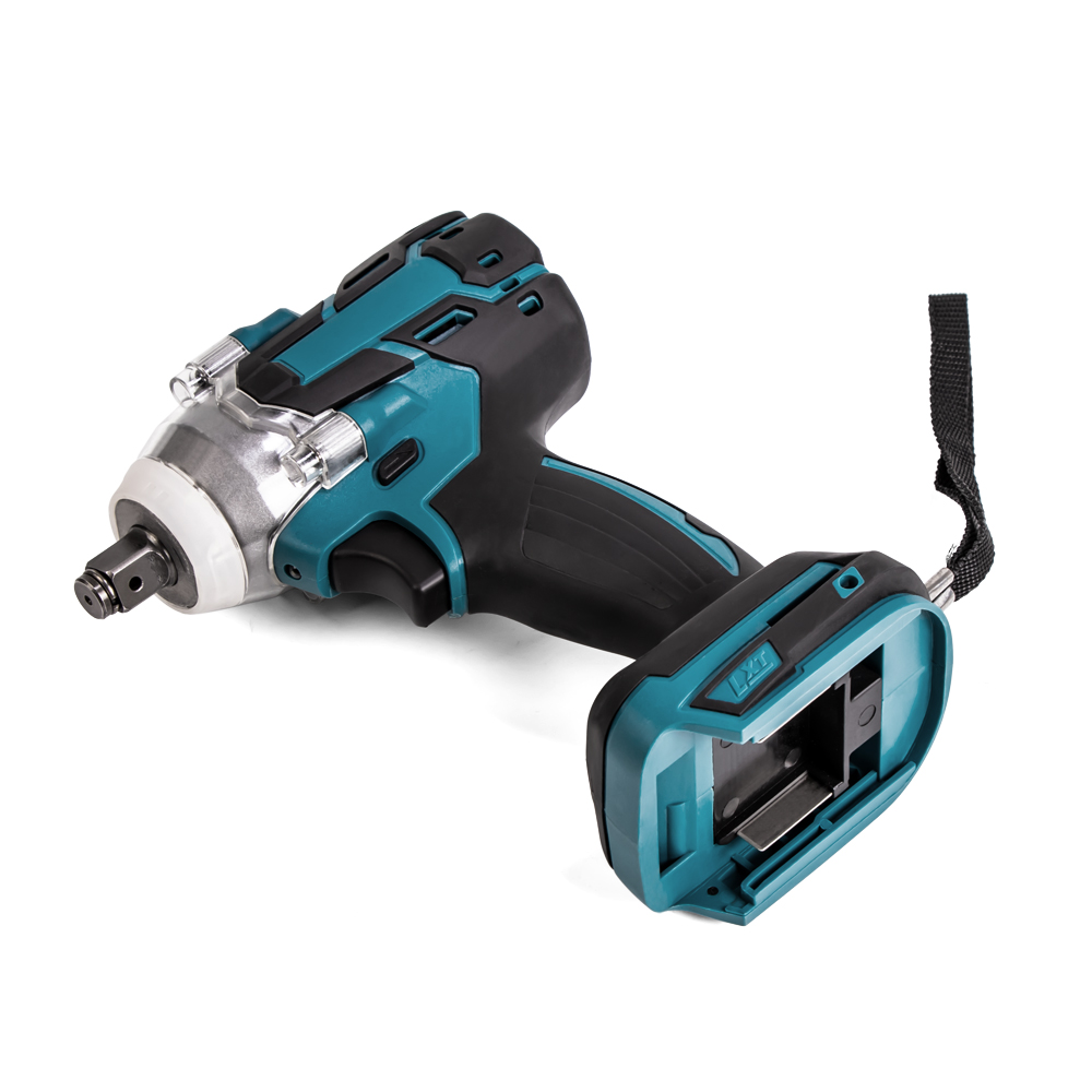 18V-68V Electric Brushless Impact Wrench Rechargeable 1/2 Socket Wrench Cordless Without Battery For Makita 18v Battery DTW285Z