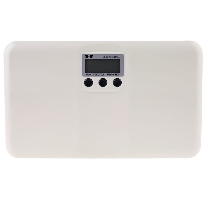 150kg Digital Baby Scale Multifunction Electronic Pet Body Weighing Scales kg lb 28TC