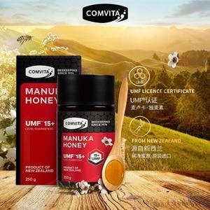 Image 2 - Original NewZealand Comvita Manuka Honey UMF15+ for Digestive Immune Health Respiratory System Cough Sooth Coughs Sore Throat