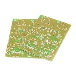 Image 5 - Ücretsiz kargo GZLOZONE çoğaltma QUAD405 altın mühür güç amplifikatörü kurulu PCB AMP (çift)