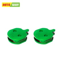 2 Pairs/Lot Bicycle Ceramic Disc Brake Pads For HAYES MX2 MX3 MX4 Mountain Bike Cycling brake pad