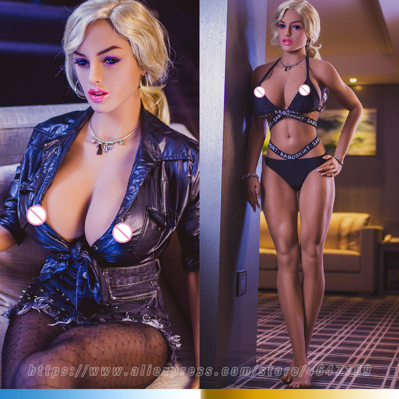 165cm NEW Top Quality Silicone Real Sex Dolls Big Breast Masturbator Vagina Doll Japanse Adult Mannequin