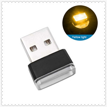 Car Accessories Atmosphere Light USB LED Mini for Volkswagen VW Passat B8 Limited Edition Variant VIII image
