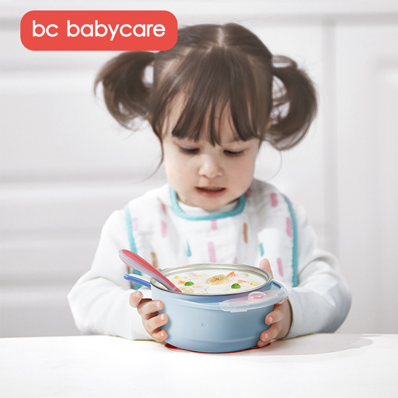 BC Babycare 316 tazón de fuente de alimentación de bebé de acero inoxidable con tapa, tazón de fuente de alimentación de bebé, tazón de aislamiento para ensalada, juego de vajilla de regalo Antena de larga distancia ultra 3G 4G LTE, con alimentación de 1700 a 2700MHz, antena externa de alimentación 2x 24dbi con N hembra