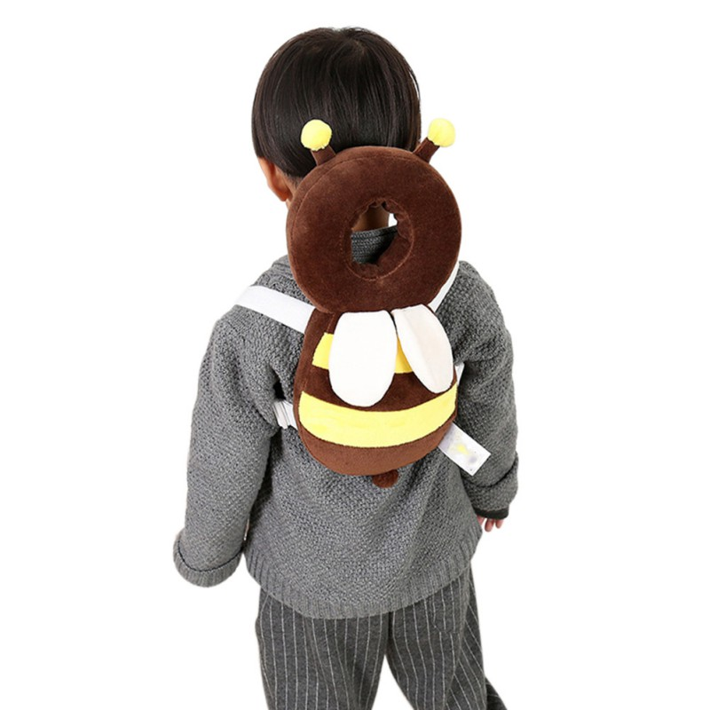 5 Colors Kids Cute Baby Head Protection Pillows For The Head Restraint Pad Attachment In Infants Toddler Child Care Neck Pillow