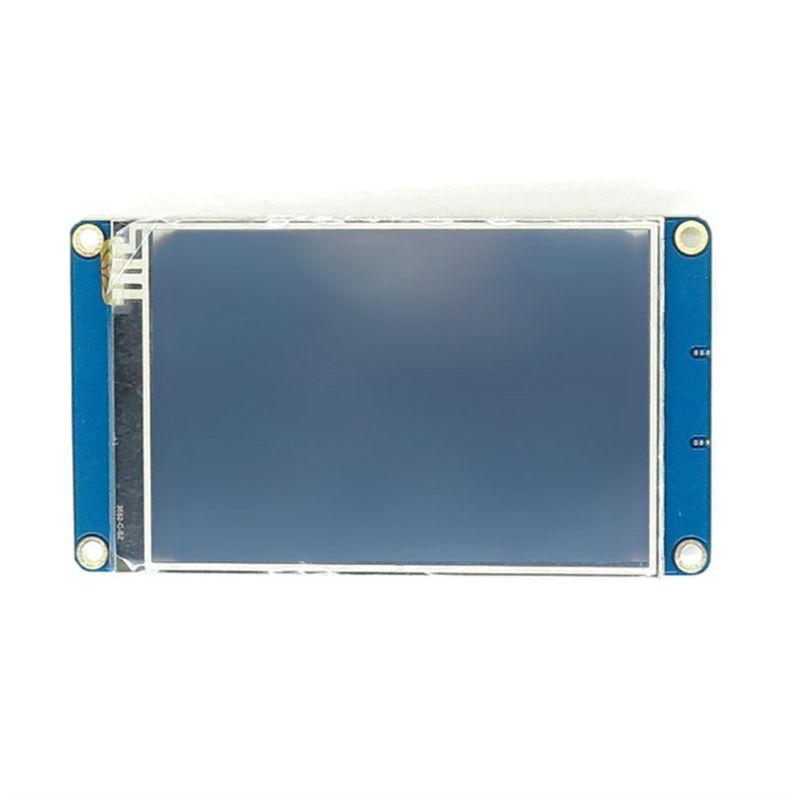 "3.5/4.3"" Nextion HMI TFT Touch Screen English Version LCD Display USART UART Serial Interface Module for Raspberry Pi 3"