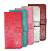 For Philips Xenium S266 S566 S260 S397 S688 S561 S257 S395 X598 S318 S327 Wallet Case High Quality Flip Protective Phone Cover