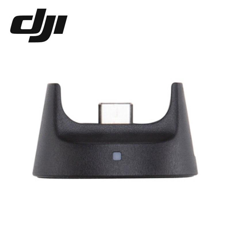 Acessórios originais do módulo sem fio do bolso de dji osmo suporta conexões wi-fi de bluetooth também serve como base para usar remotamente