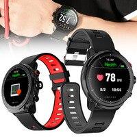 IP68 banda de reloj inteligente impermeable Bluetooth Monitor de seguimiento deportivo para Android iOS GDeals