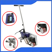 WELDY Water Roofing Membrane Hot Air Automatic Welding Machine Roof 40 For PVC,TPO,EPDM Plastic Welding Machine Hot Air Welder