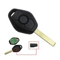OkeyTech Car Remote Key Fob for BMW EWS X3 X5 Z3 Z4 1/3/5/7 Series Keyless Entry Transmitter 315/434MHz ID44 Chip HU92 Blade Key|fob bmw|fob key|fob car -