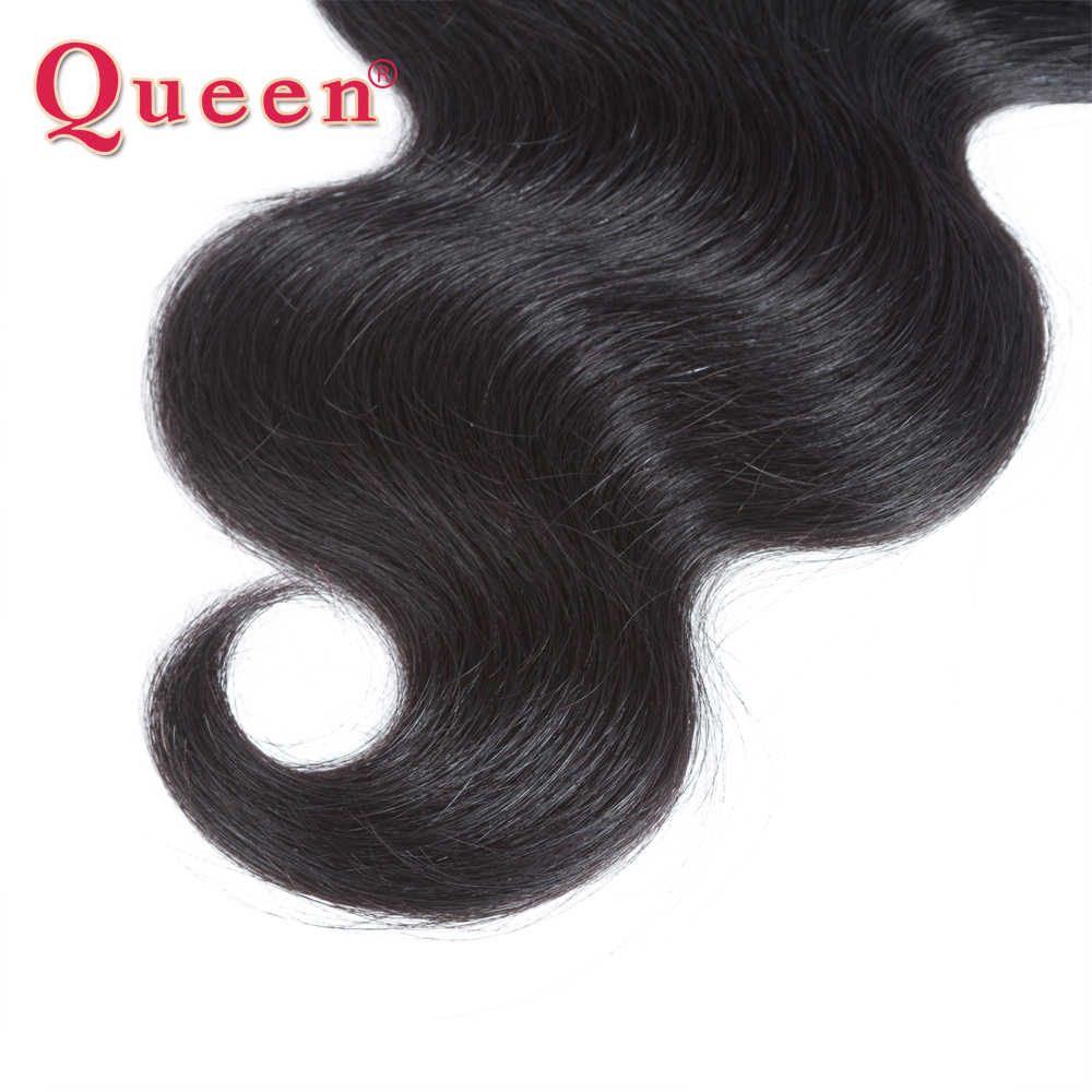 Queen Hair Products Peruvian Hair Bundles Body Wave Human Hair 3 Bundles Can Buy With Closure Double Wefts Remy Hair Extensions