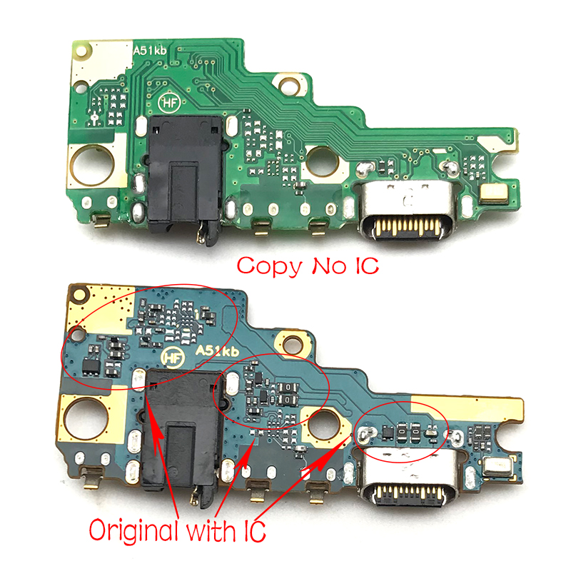 New USB Charging Port Board Dock Connector Plug Flex Cable For Asus Zenfone 5 ZE620KL 6.2
