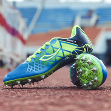 Спортивные шиповки для детей, профессиональные детские кроссовки для бега, беговые шипы, качественные легкие шиповки для мальчиков