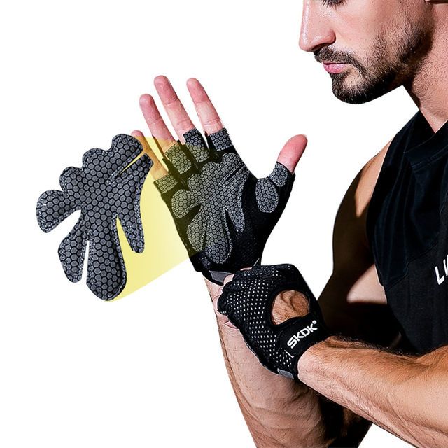 Fitness Weight Lifting Gloves  6