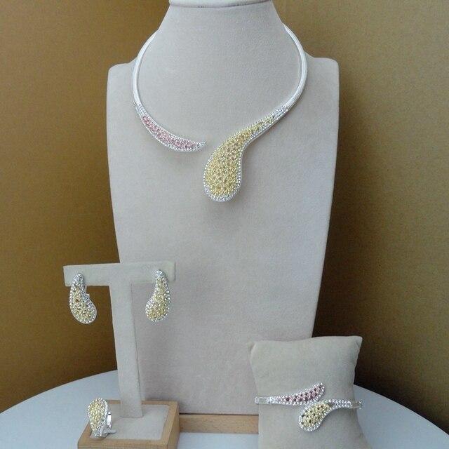 Yumingtai, bijoux de Costume de dubaï, conception Unique pour femmes, FHK8017
