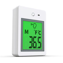 Автоматический термометр умный мини с сигналом высокой температуры