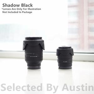 Image 1 - Naklejka decal obiektywu do Sony FE 35 f1.8 Sony uchwyt ochronny odporny na zarysowania pokrowiec owijający