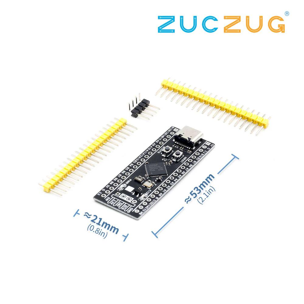 STM32F401 Development Board STM32F401CCU6 STM32F411CEU6 STM32F4 Learning Board