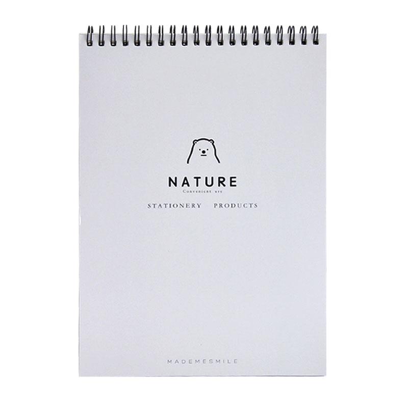 Smart Reusable Erasable Spiral B5 Wirebound Cloud Storage APP Notebook Paper Notepad Pocketbook Journal Office School Drawing