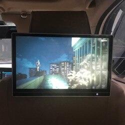 Развлекательная система на подголовник автомобиля, 12,5 дюйма, IPS, Android 9,0, дисплей для Mazda