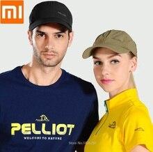 Youpinป้องกันดวงอาทิตย์หมวกThin Light Quickแห้งBreathableแฟชั่นผู้ชายผู้หญิงกีฬากลางแจ้งหมวกSmart Home
