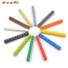 Creative Toys Bricks Figures Building-Blocks Educational Children Brands DIY for Size-Compatible