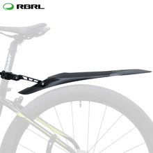 RBRL Bike Mudguard Set MTB Fender E-Bike 26 27.5 29 Mountain Bike TPE Widen Lengthen Mudguard Wings For Bicycle fenders