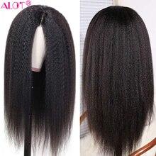 Парик с кружевом, предварительно отобранные бразильские волосы Remy, прямые человеческие волосы 13x1, парики с кружевными вставками 180% 10-28 дюйм...
