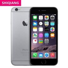 Uesd Original Apple iPhone 6 Entsperrt Telephone16GB/64GB/128GB ROM IOS 4G LTE 4.7 ''8MP Dual Core Fingerprint A8 Smartphones