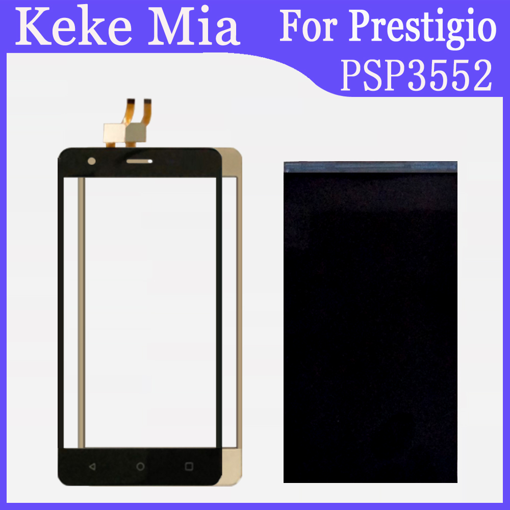 5.5'' inch For Prestigio Muze H3 <font><b>PSP3552</b></font> PSP 3552 <font><b>DUO</b></font> LCD Display+Touch Screen Digitizer Repair Parts Screen Glass Panel image