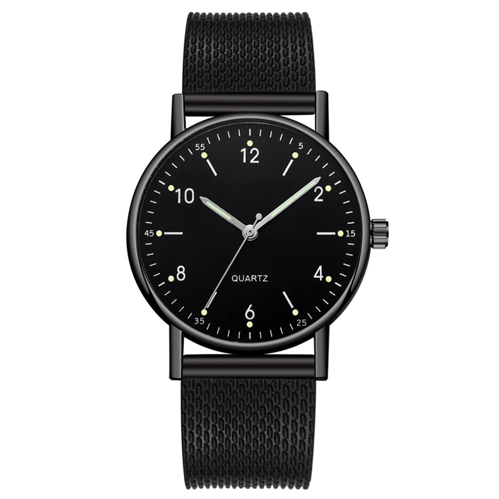 DUOBLA Women Watches Luxury Quartz Wristwatches Ladies Watch Quartz Wrist Watch 2020 Fashion Silicone Strap Luminous Round Dial